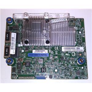 HP 749796-001 2GB 2-Port 12Gbps SAS RAID Controller Smart Array P440AR w/ Cables
