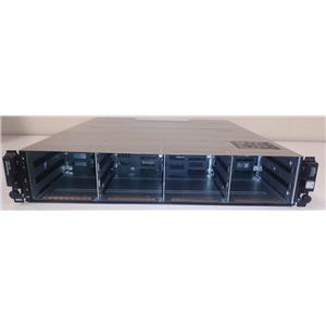 """Dell E03J PowerVault MD1220 24x 2.5"""" 2x 600W 2x SAS Controllers NO Drives/Trays"""