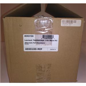 Lexmark 40X0100-REF T640/T642/T644 Remanufactured Maintenance Kit NON-OEM
