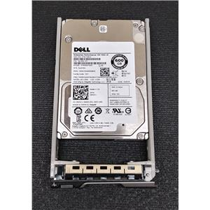 "Dell 4HGTJ 600GB 2.5"" 12Gb/s SAS 15K HDD ST600MP0005 w/ R-series Tray"