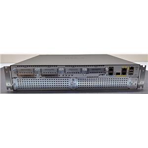 Cisco 2921/K9 V06 Integrated Services Router 3 Gigabit Ports w/ Rack Ears