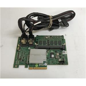 Dell Perc H700 512MB Cache 6Gb/s H2R6M XXFVX with Cables A+B and Battery