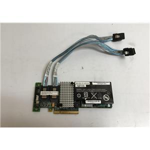 IBM 46M0851 M5015 6GB/s 256MB SAS SATA ServeRAID Controller W/43W4342 No Bracket
