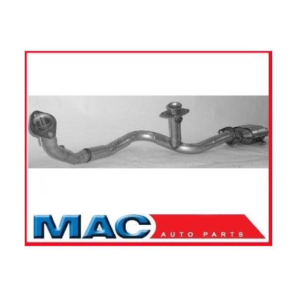 1988-1990 Taurus Sable Continental Catalytic Converter & Y Pipe