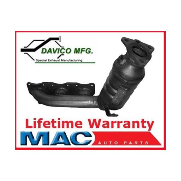XL7 2.7L Direct Fit P/S Manifold Catalytic Converter