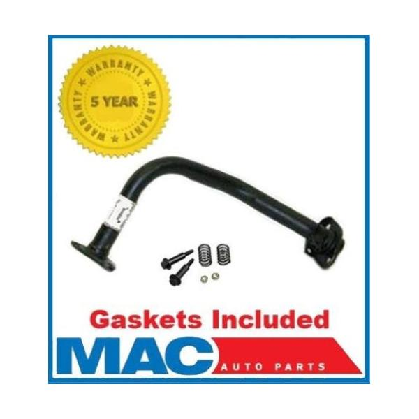 1994-1997 Ford Aspire Converter Engine Exhaust Pipe + Hardware