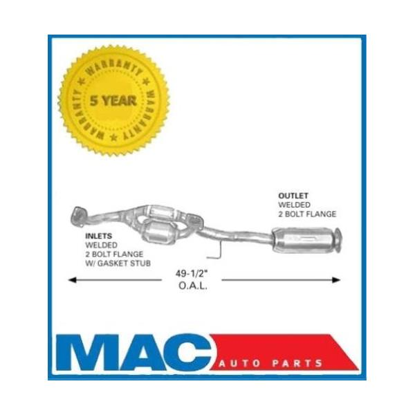Camry Avalon ES300 CATCO 4259 Catalytic Converter FOR CALIFORNIA EMISSIONS & A/T
