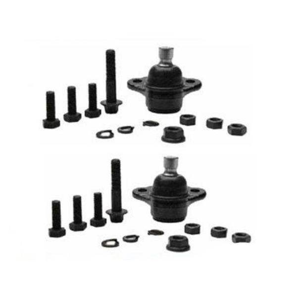 1995-2000 Ford Contour Mystique (2) Lower Ball Joints Joint (5-Year Warranty)
