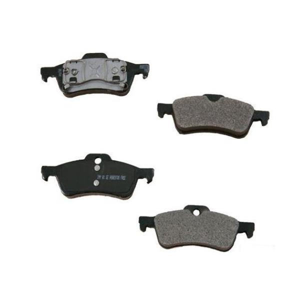 Rear Semi Metallic Brake Pads Mini Cooper and Cooper S New Set