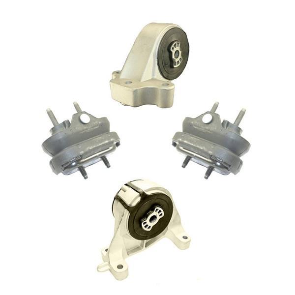 Engine and Transmission Mounts fit Chevrolet Equinox Pontiac Torrent 3.6L Kit