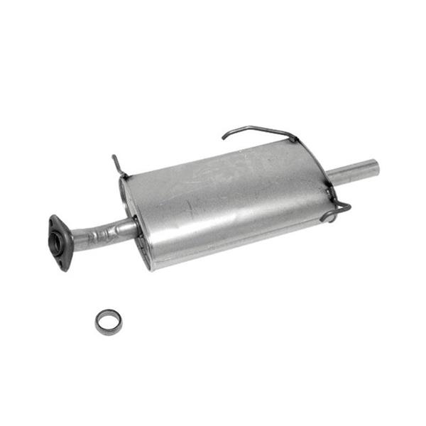 1995 to 03/1999 Maxima Rear Muffler Exhaust with Gasket