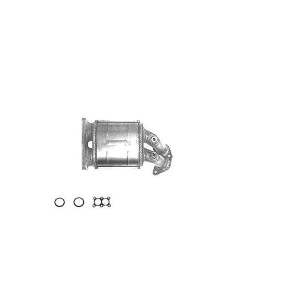CATCO 4356 Catalytic Converter 00-02 Sentra 1.8L Pre Front Converter W / Gaskets
