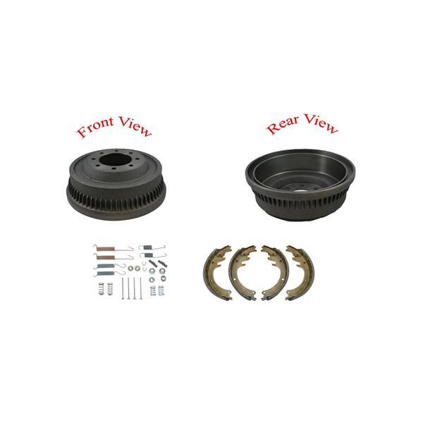 1994-1999 Dodge Ram 2500  Brake Drum Drums & Shoes & Brake Shoe Springs