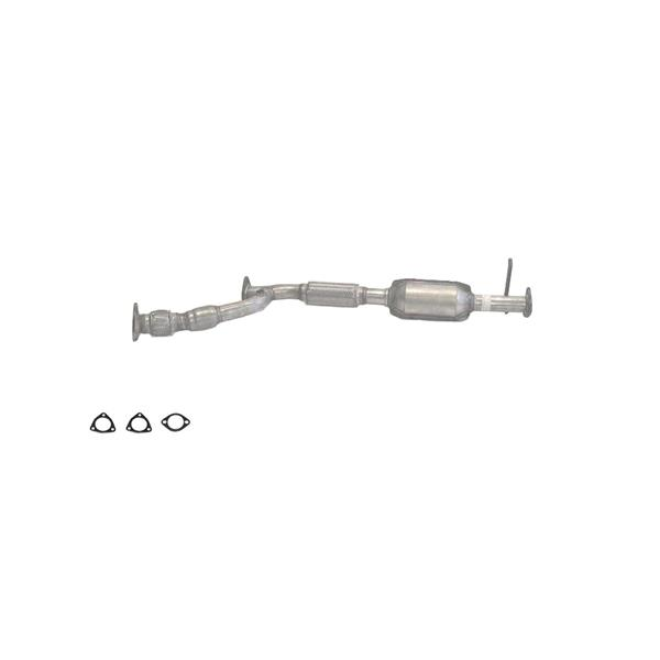 Davico 14620 Catalytic Converter 02-03 VUE 3.0L Rear Converter & Y Flex Pipe