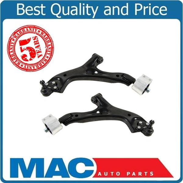 EQUINOX 05-09 TORRENT 06-09 VUE 02-07 Front Lower Control Arms with Ball Joints