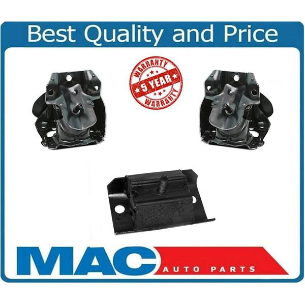 SILVERADO 1500 TAHOE SIERRA 1500 YUKON Engine & Transmission Motor Mounts Kit