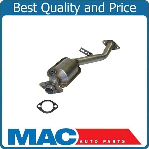93-01 Impreza 95-01Legacy 2nd Rear After Y Pipe Catalytic Converter Made in USA