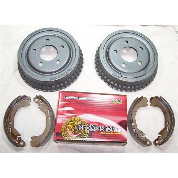 442 Hurst Olds Monte Carlo SS  Drum Drums Brake Shoes