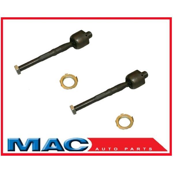 2003-2008 Mazda 6 (2) Inner Tie Rod Ends Pair REF# EV800029