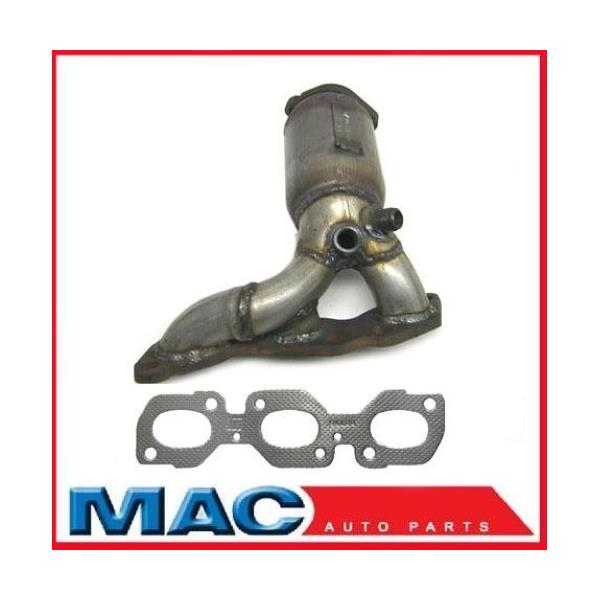 01-2002 Mercury Cougar 2.5L 00-01 MPV Van Rear Firewall New Catalytic Converter