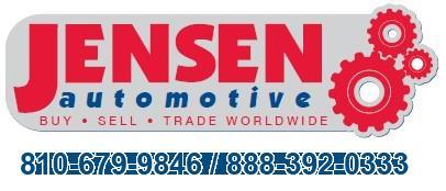 Jensen Auto Parts