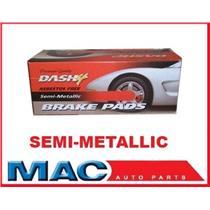 01-06 S-Type 3.0L 4.2L FRONT SEMI-METALLIC BRAKE PADS