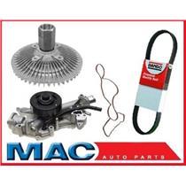 04-07 Ram Pick 5.7L NEW Water Pump Fan Clutch Belt