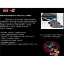 1986-1997 Brake Pads Frt Nissan  Pick Up 2 W/D