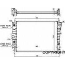 03-04 CTS 3.2L NEW OSC 2565 Radiator