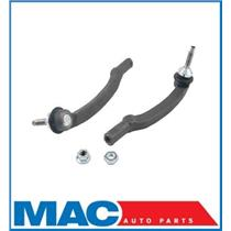 Volvo S60 S80 V70 Models (2) Left & Right Outer Tie Rod Ends