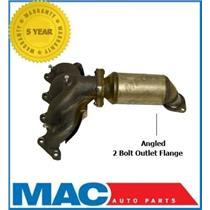 00-02 Accent 1.5L Frt Manifold Catalytic Converter Gaskets Angled Outlet Flange