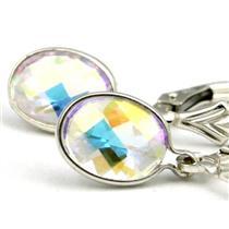 SE001, Mercury Mist Topaz, 925 Sterling Silver Earrings