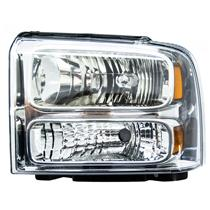 2005-2007 Ford Super Duty 2005 Ford Excursion Passenger Side Headlight