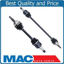 (2) 100% New CV Axle Shaft Pair Fits Fits For 01-10 PT Cruiser 00-05 Neon 2 New