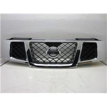 2005-2008 NISSAN PATHFINDER GRILLE (BLACK & CHROME)