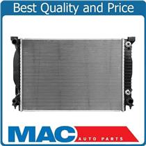 100% New Leak Tested Radiator For 02-06 Audi A4 3.0 3.2 W Automatic Transmission