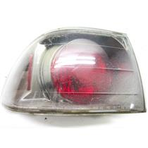 FOR 1992-1995 HONDA CIVIC LEFT HAND SIDE TAILLIGHT. HAS DIRTY LENS.