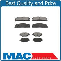 13-14 Explorer MKT WITH HEAVY DUTY BRAKES Front & Rear Brake Pads