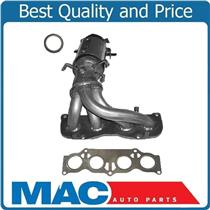 02-06 Camry Solara 2.4L Front Manifold Catalytic Stainless Converter W Gaskets