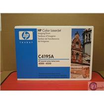 NEW! OEM! HP C4195A IMAGING DRUM LaserJet 4500 4550