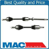 (2) Front CV DRIVE AXLE SHAFT ALL WHEEL DRIVE MODELS For GS300 GS350 IS250 IS350