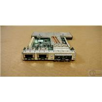 Dell 165T0 Broadcom 57800S 10GbE 2-Port RJ-45/1GbE 2-Port RJ-45 Daughter Module