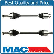 (2) 100% All new Tested CV DRIVE AXLE Shafts FRONT L & R FOR 07-09 ACURA MDX