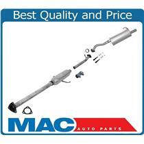 02-04 Honda CRV CR-V 2.4L Ultra  Muffler Exhaust Pipe System 608464 497499