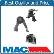 02-07 Lancer 2.0L A/T Non Turbo Engine and Transmission Mount 3pc Kit