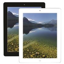 Apple iPad 2 Tablet White 16GB Wifi Only With Accessories MC979LLA-ER