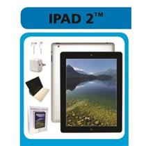 Apple iPad 2 Tablet Black 16GB Wifi Only With Accessories MC769LLA-ER