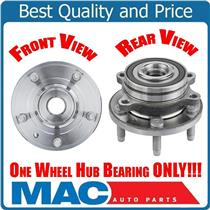 (1) 100% New Wheel Bearing and Hub Assembly Fits Front 13-17 SHO All Wheel Drive