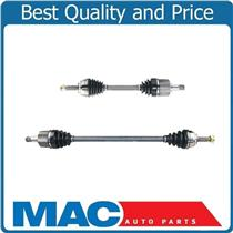 (2) 100% New Front CV Axle Assembly's For 00-05 Eclipse 2.4L 4 Clylinder