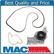 Water Pump and Timing Belt 100% New US9429 Fits 02-06 Audi A4 Quattro 3.0L V6
